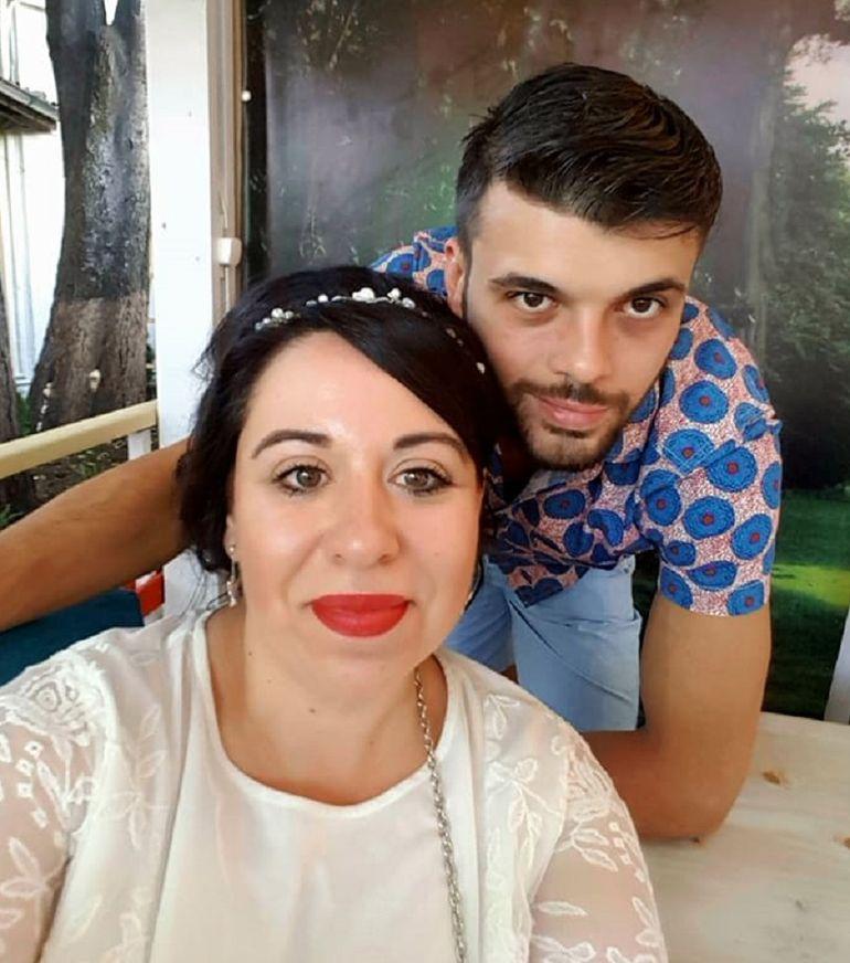 Oana Roman si Marius Elisei