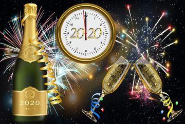 Tradiții de Revelion 2020. Ce să faci să-ți meargă bine în noul an