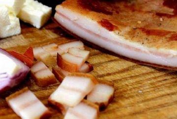 Slanina de porc este sau nu sanatoasa. Doctor Mencinicopschi spune adevarul: ce se intampla daca mananci slanina de porc