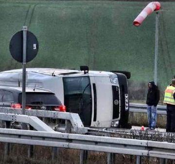 ULTIMA ORA! Tragedie în Germania! Din păcate, 9 români erau în microbuz!