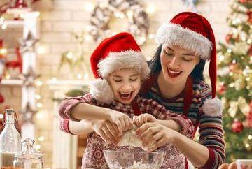Prajituri de Craciun. 5 retete de prajituri festive delicioase