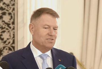 Klaus Iohannis: asumarea raspunderii guvernului pe buget, singura varianta fezabila