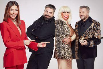 "Catalin Botezatu, Raluca Badulescu si Maurice Munteanu revin in formula consacrata, la masa juriului show-ului ""Bravo, ai stil! Celebrities"""