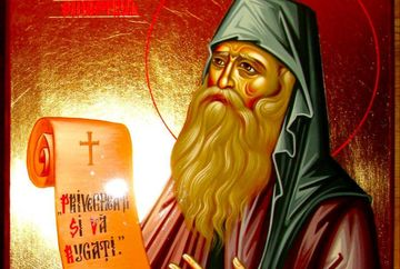 Calendar ortodox 18 decembrie. Sfantul Daniil cel Nou i-a prezis lui Stefan cel Mare ca va fi domnitor