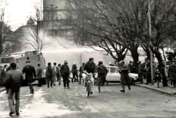 VIDEO 18 decembrie 1989. La Timisoara tinerii mureau in numele Libertatii