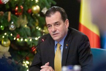 """E oficial: Guvernul si-a angajat raspunderea in Parlament pentru Legea bugetului: """"Decizia este indispensabila ca sa avem buget pana la 31 decembrie 2020"""""""