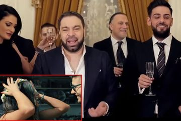Mocanu și Andra au dat lovitura! Uite-i în noul clip al lui Florin Salam! VIDEO