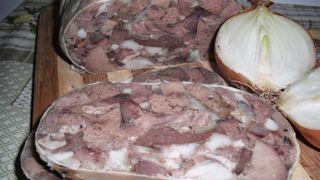Toba de porc. Rețeta tradițională de făcut în casă