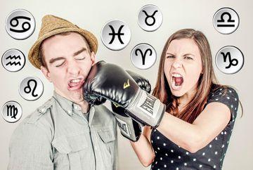 Horoscop dragoste: Zodia partenerului iti arata care e motivul pentru care va certati