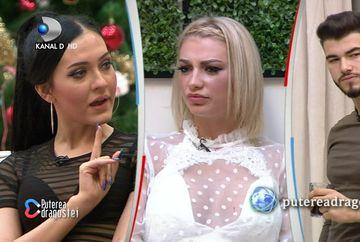 """Bianca a detonat bomba despre Denisa: """"Am auzit-o cum vorbea la telefon cu un băiat""""! Decizie radicală în cuplul Denisa-Iancu"""