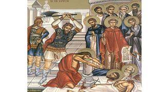 Calendar ortodox 23 decembrie. Sarbatoare mare pentru credinciosi