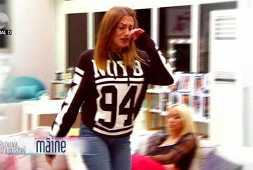 """Andreea Oprică se ceartă cu Cătălin și părăsește plângând emisiunea! Urmărește mâine o emisiune incendiară """"Puterea dragostei"""", de la ora 11:00 și 17:00, la Kanal D"""
