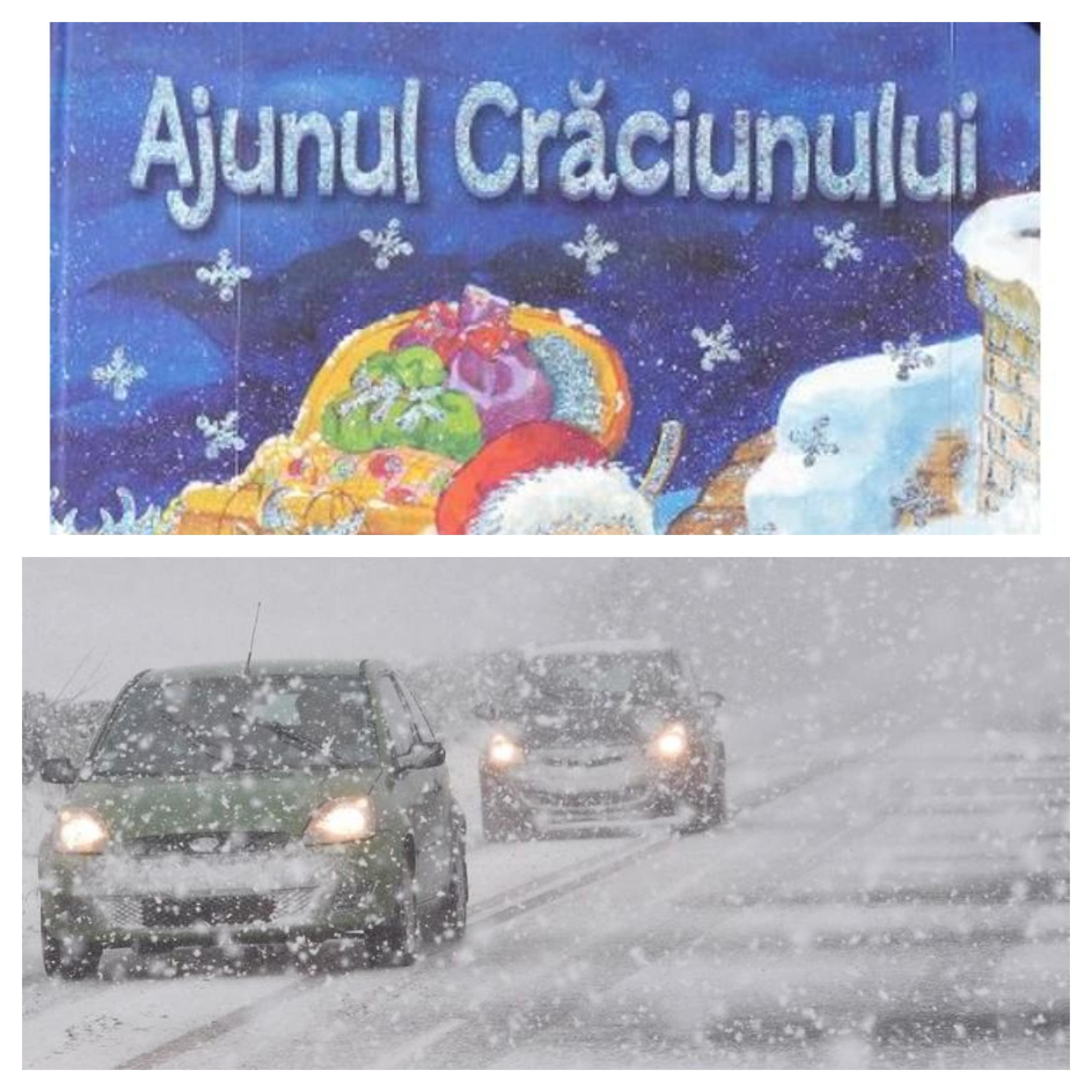 Avertismentul meteorologilor de Crăciun! Cum va fi vremea de Sărbători!