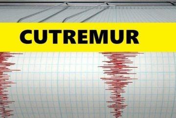 Cutremur neobisnuit in Romania de Craciun! Ce magnitudine a avut