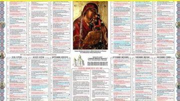 Calendar ortodox! Sărbătoare mare pe 26 decembrie! Ce lucruri sunt interzise creştinilor astăzi