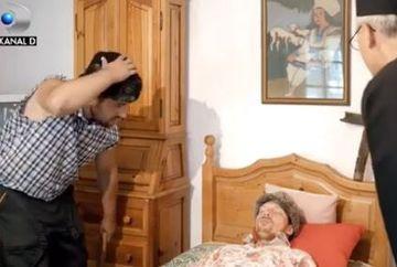 """Peripetiile moldovenilor continua! Nu ratati sambata, de la 20:00, la Kanal D, un nou episod savuros din serialul de comedie """"Moldovenii""""!"""
