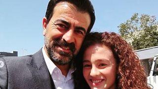 """Eyup din serialul """"Gulperi"""", un tatic devotat in viata reala! Iata cum a fost surprins celebrul Erkan Bektas alaturi de fiul sau!"""