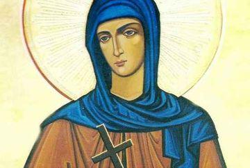 Calendar Ortodox, 30 Decembrie: sfanta careia multe femei ii poarta numele
