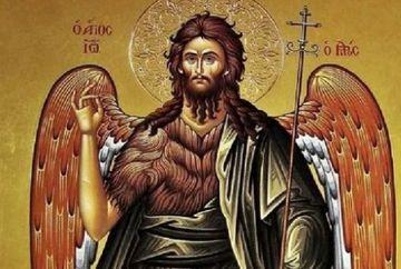 Calendar ortodox 7 ianuarie. Soborul Sfantului Ioan Botezatorul