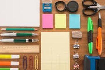 Care sunt principalele produse de papetarie de care ai nevoie la birou?