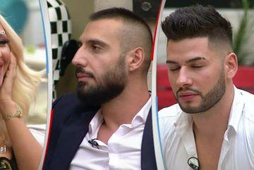 Șoc pentru Marius! Alex a chemat-o pe Andreea Pirui în camera roșie și i-a zis că vrea o relație cu ea! A ieșit un scandal în trei!
