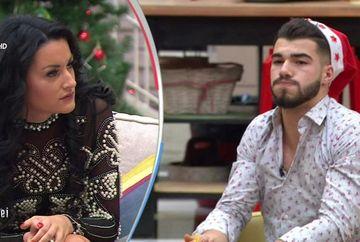 """Iancu a detonat bomba: """"Manuela m-a pupat pe gură în club""""! Manuela a părăsit plângând emisiunea"""