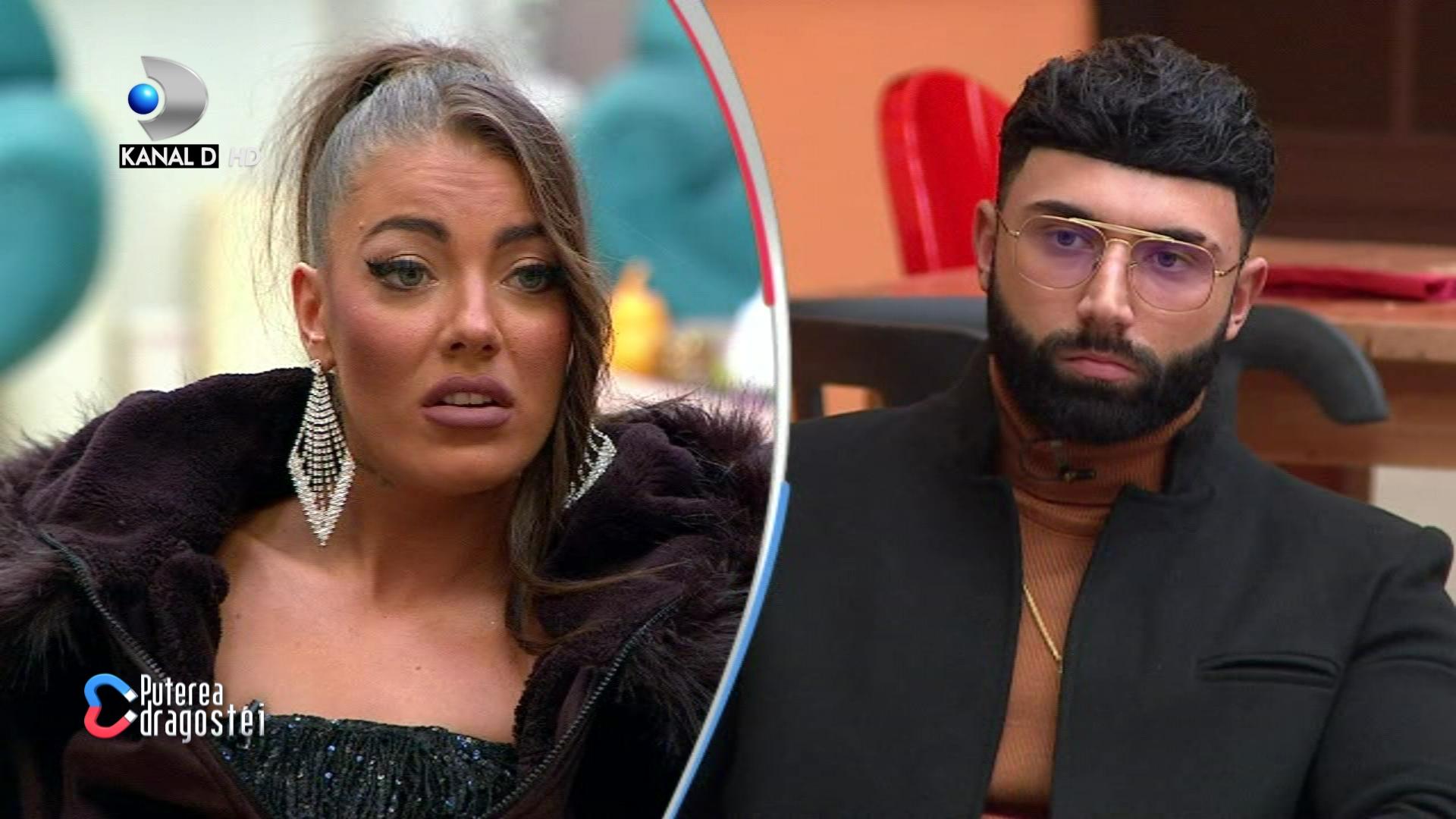 """Roxana a detonat bomba după scandalul cu Turcu: """"Ne-am despărțit, plecăm împreună separat""""! Șoc la """"Puterea dragostei"""": ce urmează acum între cei doi"""