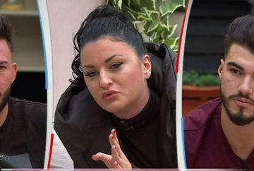 Poptelecan vrea să încheie totul cu Manuela după presupusul sărut cu Iancu? Discuție șoc în trei între Manuela, Iancu și... Ricardo!