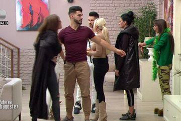 """Anarhie în casa """"Puterea dragostei""""! Andreea Oprică a sărit să o bată pe Mariana: """"I-am zis să nu mă mai..."""""""