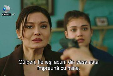 """Gulperi, in pericol de moarte! Afla la ce gest extrem va recurge Eyup si ce se va intampla cu familia sa, ASTAZI, intr-un nou episod din serialul """"Gulperi"""", de la ora 20:00, la Kanal D!"""
