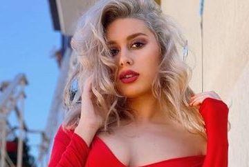 """Ana-Maria Lintaru, fosta concurenta de la """"Puterea dragostei"""", apritie incredibil de sexy, in noaptea de Revelion! Iata ce alura de star international a avut si cu cine a fost surprinsa tanara!"""