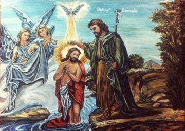 Calendar ortodox 6 ianuarie. Ce simbolizeaza Boboteaza sau botezul Domnului