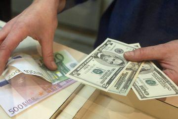 Curs valutar 03 ianuarie 2020. Nivel record la pretul aurului, euro scade in raport cu leul