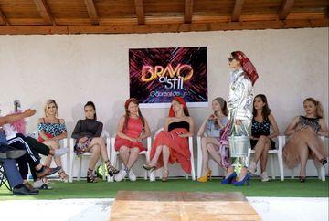 "Maria si Aurica, din ""Moldovenii"", la ""preselectiile"" Bravo, ai stil!"
