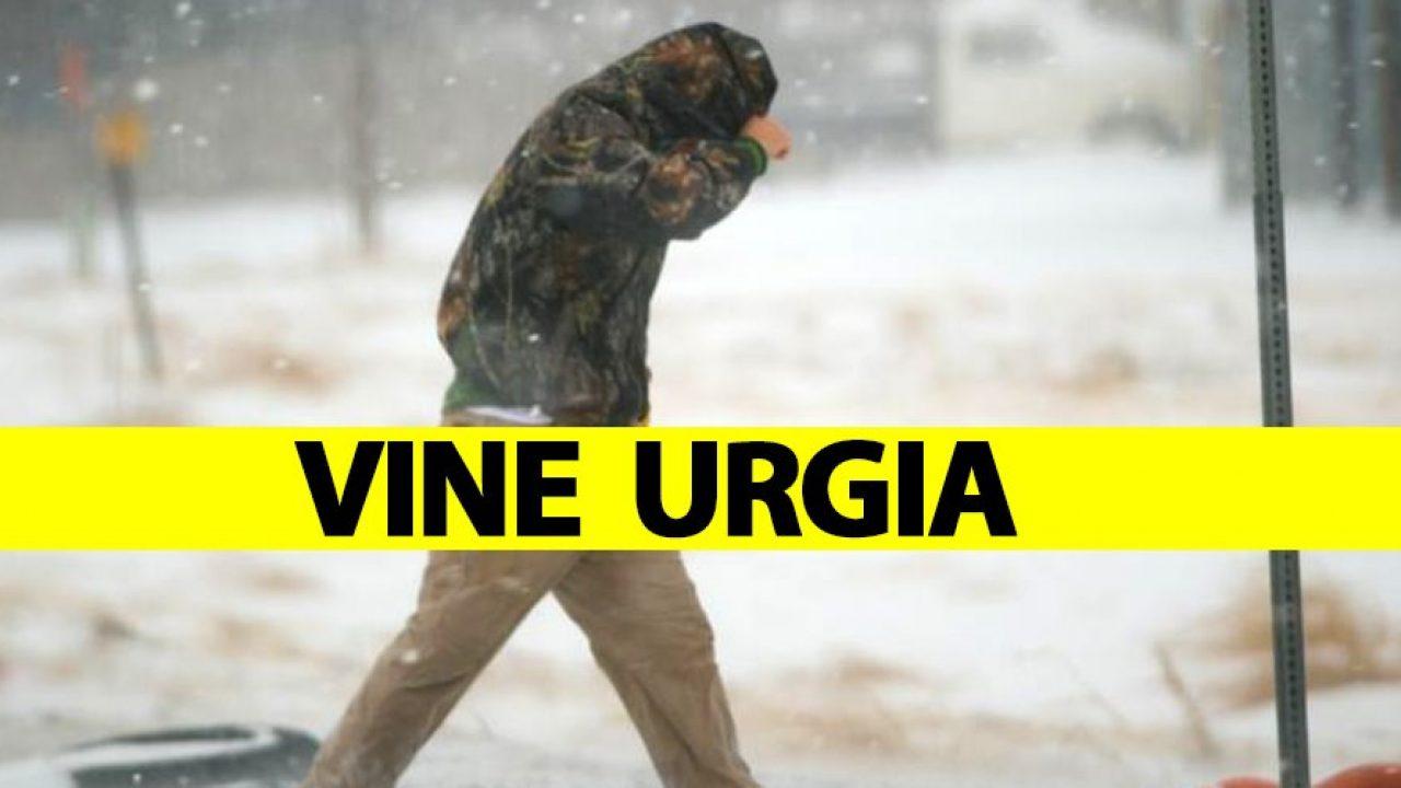 Iarna loveşte România! Ce ne așteaptă de Bobotează! Zonele în care frigul va face ravagii