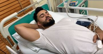 """Jador a ajuns din nou de urgență la spital! Ce se întâmplă cu simpaticul concurent de la """"Puterea dragostei"""""""