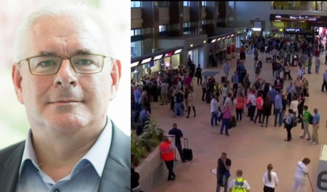 Tragedie pe Otopeni! Un înalt funcționar suedez a murit în aeroport