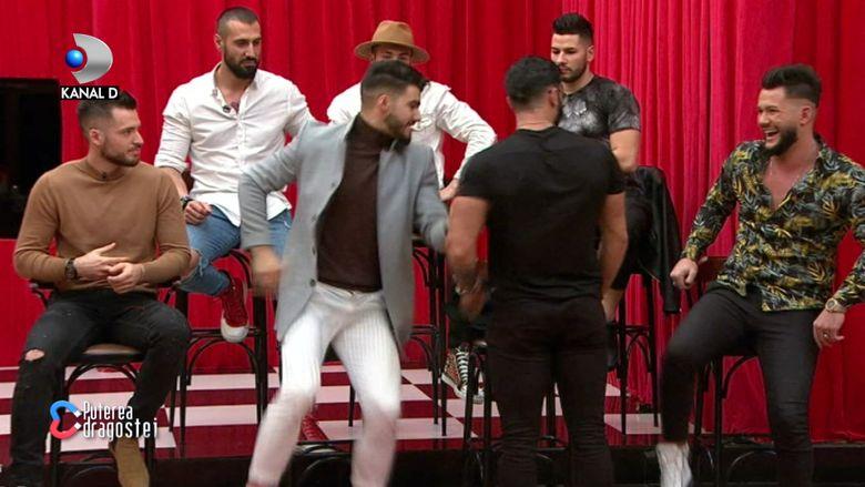 """Bătaie în Gala """"Puterea dragostei"""": Iancu a sărit la Ricardo! Ce a urmat este tulburător"""