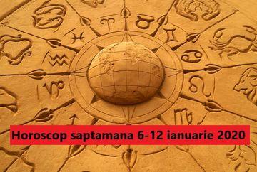 Horoscop saptamana 6-12 ianuarie 2020. Evenimente neasteptate pentru mai multe zodii
