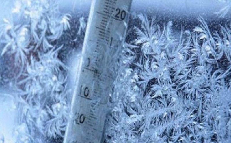 Prognoza meteo, 7 ianuarie 2020. Vremea geroasa pune stapanire pe Romania