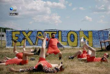 "De la ""Bravo, si stil!"" la... ""Exatlon"" in ""Republica Gaurineana""! Dau moldovenii dovada de curaj si de aptitudini sportive? Ramane de vazut sambata seara, de la 20:00, la Kanal D, intr-un nou episod din serialul de comedie ""Moldovenii""!"