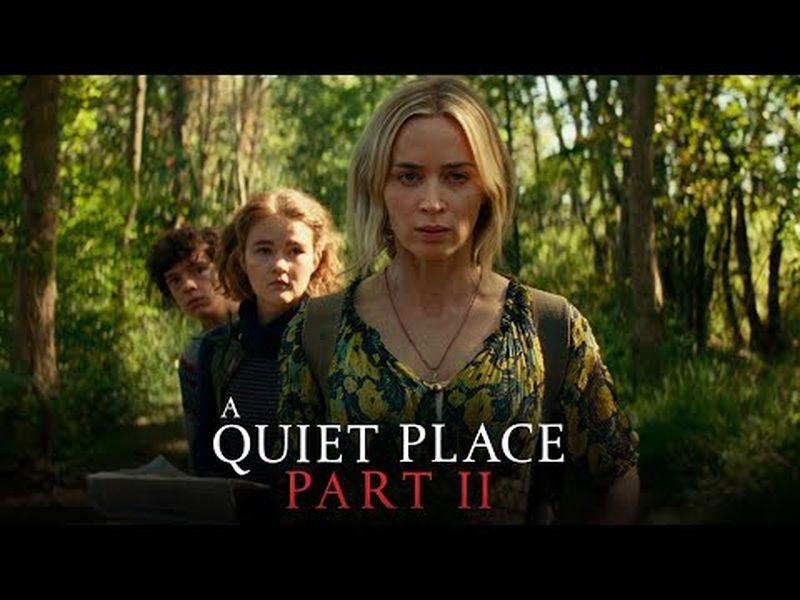 Filme 2020 - Fara zgomot 2 (A Quiet Place 2)