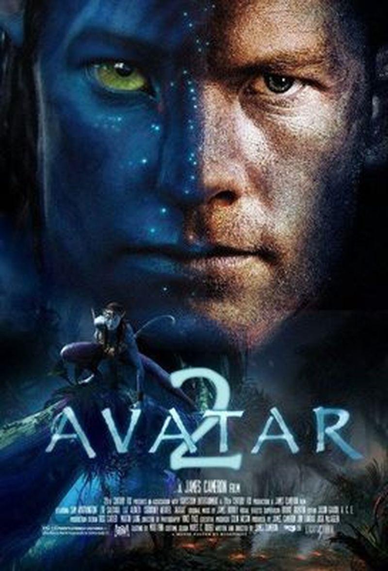 Filme 2020 - Avatar 2