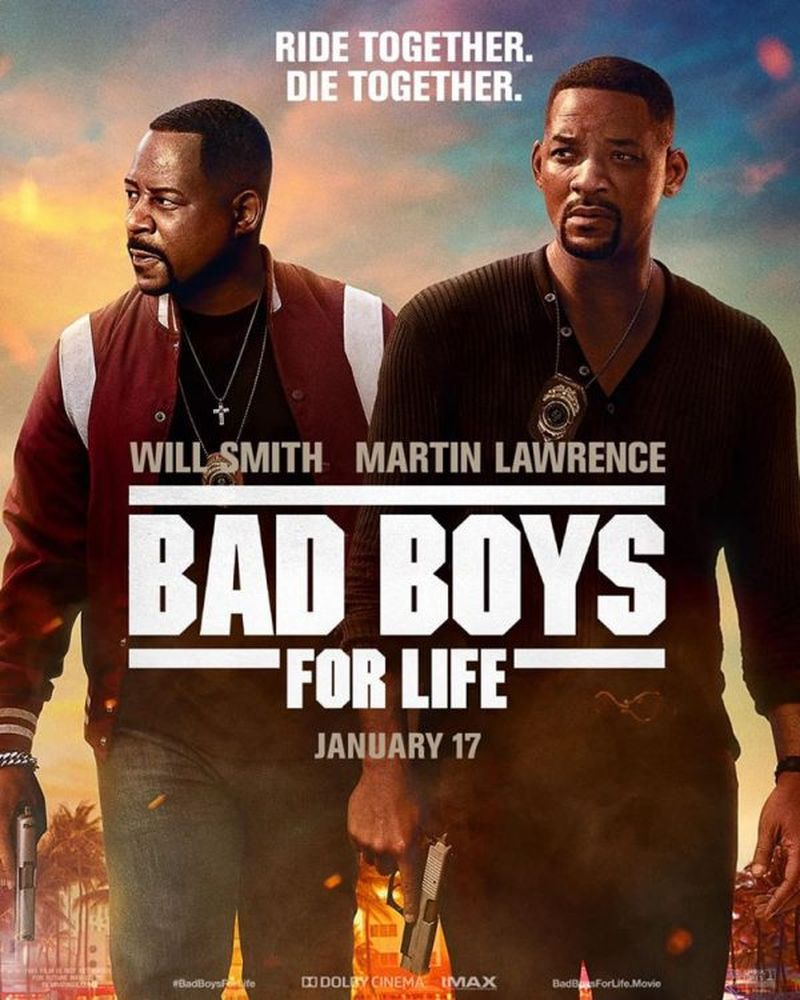 Filme 2020 - Baieti rai 3 (Bad Boys for Life)
