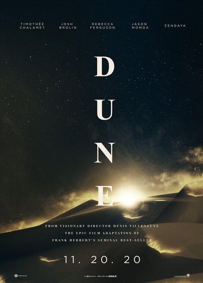 Filme 2020 - Dune