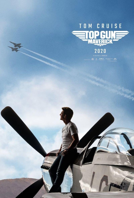Filme 2020 - Top Gun 2 (Top Gun: Maverick)