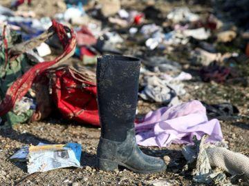 De ce s-a prabusit avionul de pasageri din Iran? Este infiorator ce au vazut martorii de la sol
