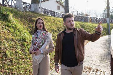 ROventura va invita să descoperiti frumusețile din Țara de Sus, sâmbătă, de la ora 15:00, la Kanal D! Andreea și George deschid larg porțile Cetății de Scaun a Sucevei și se bucură de ospitalitatea bucovinenilor!