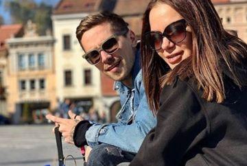 Andreea Antonescu și Ștefan Manolache s-au despărțit! Primele lor declarații