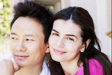 Monica Gabor s-a căsătorit în secret cu Mr. Pink! Cine a dat vestea